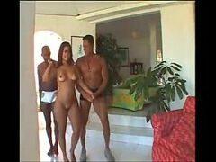 Brasileira linda dando pra dois as panteras pornor