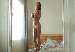 Video de mulher se masturbando e ficando melada