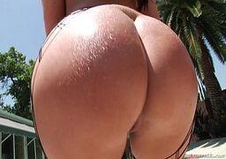 Fazendo um sexo anal com a morena super gostosa