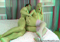 Pornobrasil videos loira cheia de fetiches trepando com o namorado dotado