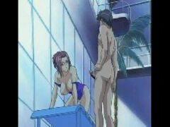 Hentai com professora sendo arrombada pelo aluno