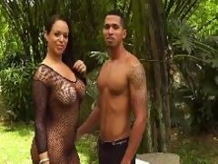 Angel Lima fazendo sexo anal sem usar camisinha