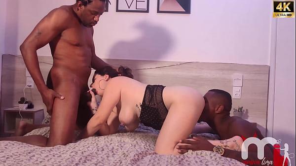 Filme de sexo red tube mulher gostosa fodendo com dois negões