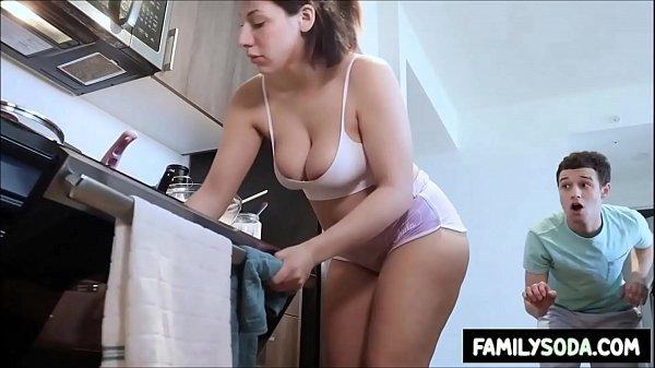 Sexo com irma safada cuzuda