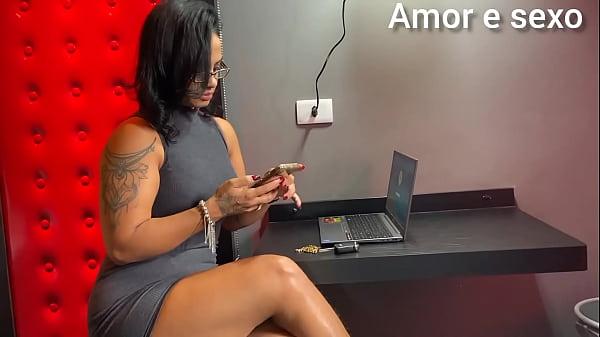 Vidio porno as panteras chefe gostosa transando com o funcionario